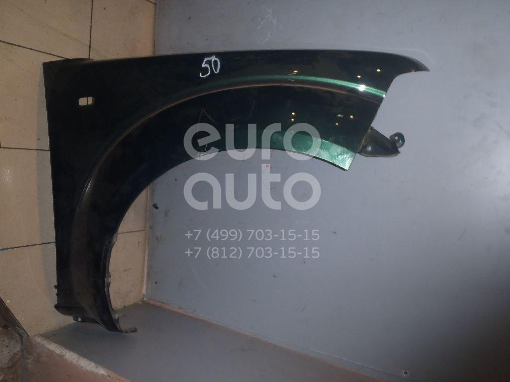 Крыло переднее правое для Nissan Navara (D40) 2005-2015;Pathfinder (R51) 2005-2014 - Фото №1