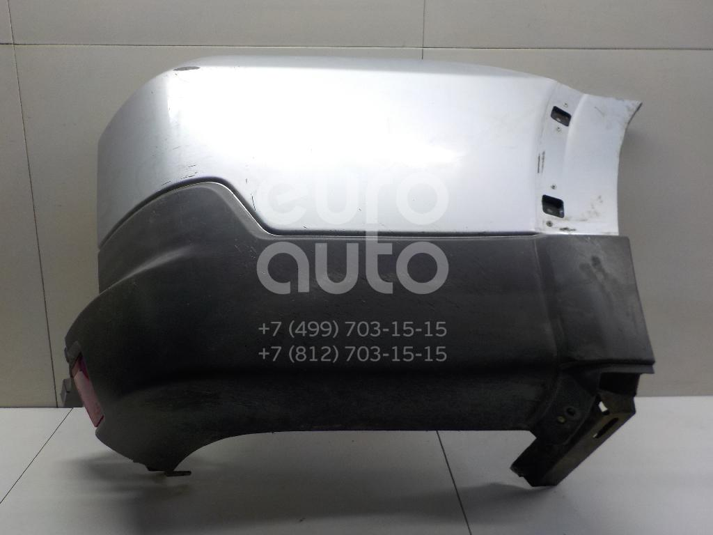 Купить Накладка заднего бампера правая Mitsubishi Pajero/Montero IV (V8, V9) 2007-; (6410A292)