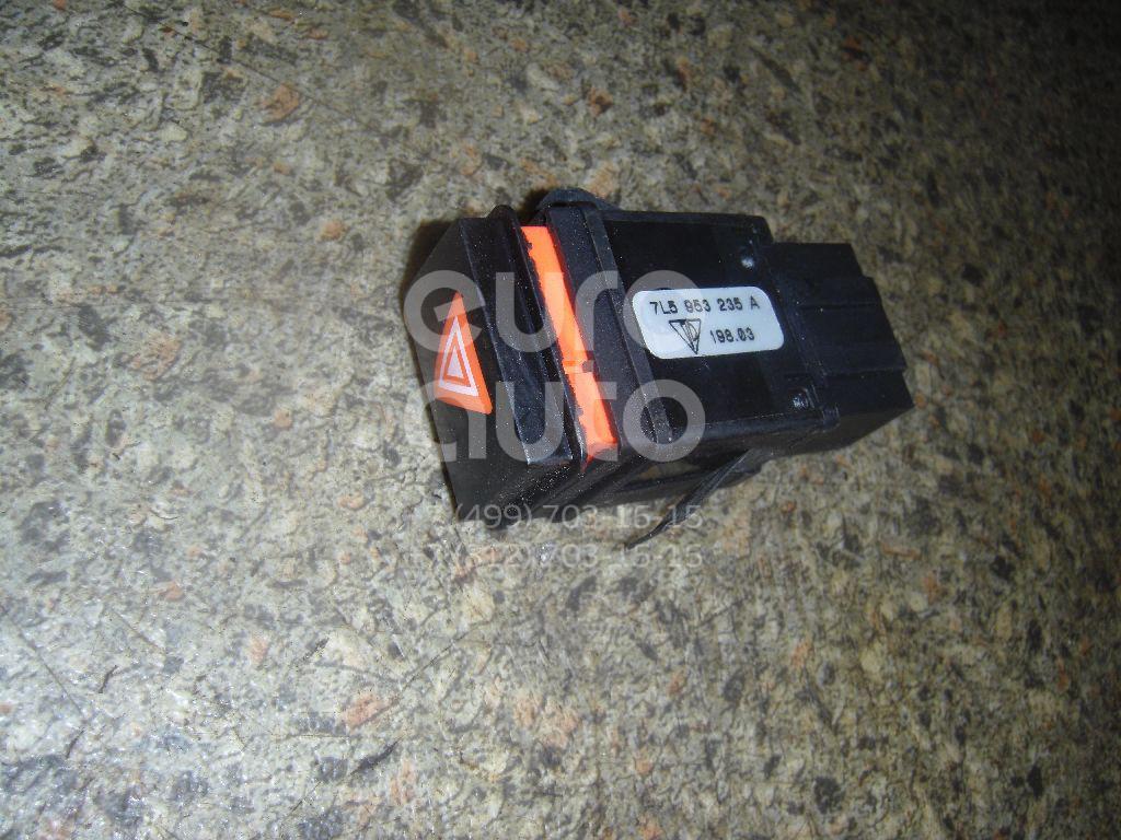 Кнопка аварийной сигнализации для Porsche Cayenne 2003-2010 - Фото №1