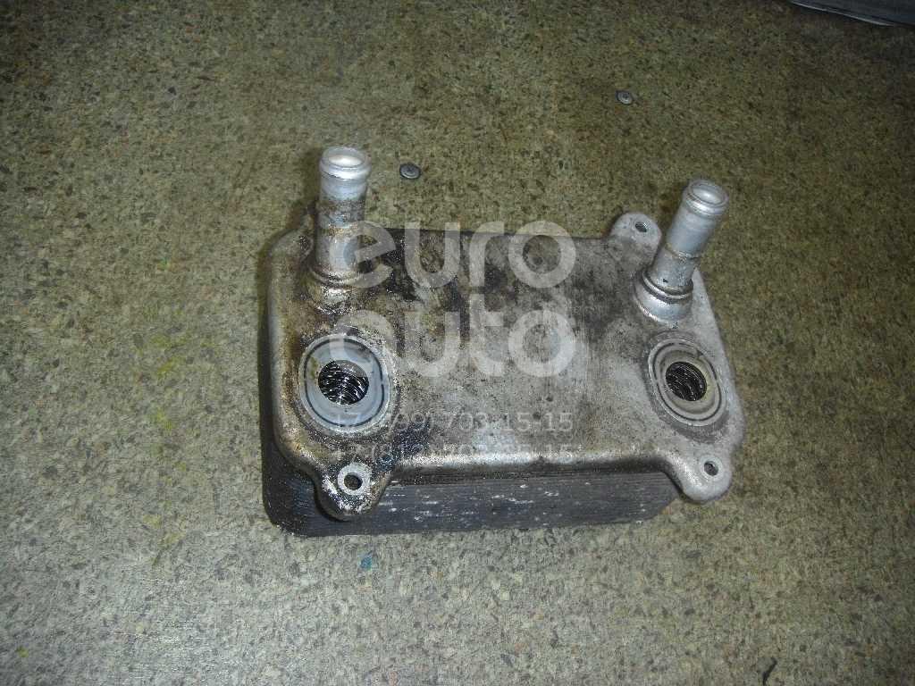 Радиатор масляный для Porsche Cayenne 2003-2010 - Фото №1