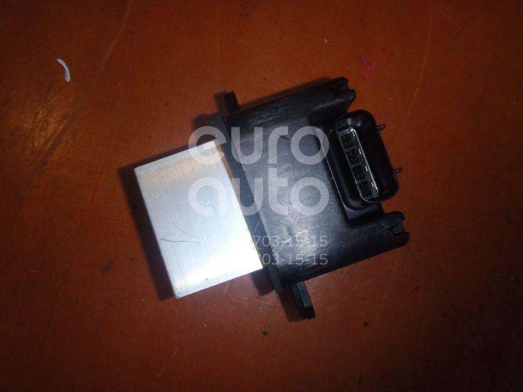 Резистор отопителя для Nissan,Infiniti Navara (D40) 2005-2015;Pathfinder (R51) 2005-2014;QX56 (JA60) 2004-2009;Armada 2006> - Фото №1