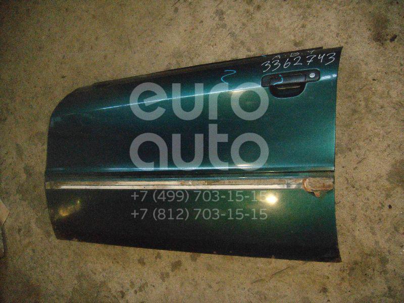 Дверь передняя левая для Audi 80/90 [B4] 1991-1994;80/90 [B3] 1986-1991 - Фото №1
