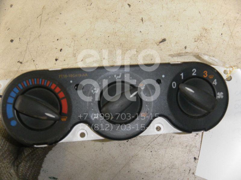 Блок управления отопителем для Ford Transit/Tourneo Connect 2002-2013 - Фото №1