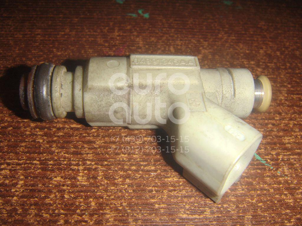 Форсунка инжекторная электрическая для Chrysler Voyager/Caravan (RG) 2001-2008;Sebring/Dodge Stratus 2001-2006;Neon 1999-2005;PT Cruiser 2000-2010 - Фото №1