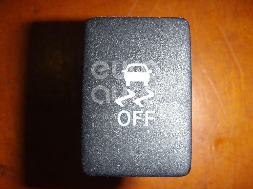 Кнопка многофункциональная для Toyota RAV 4 2006-2013 - Фото №1