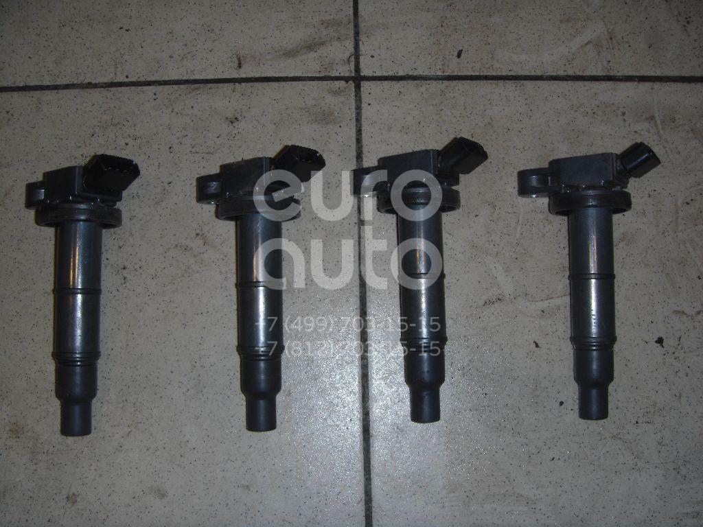 Катушка зажигания для Toyota RAV 4 2006-2013;Avensis II 2003-2008;Camry CV3 2001-2006;Avensis I 1997-2003;Avensis Verso (M20) 2001-2009;Camry V40 2006-2011;RAV 4 2000-2005;Previa 2000>;Highlander I 2001-2006 - Фото №1