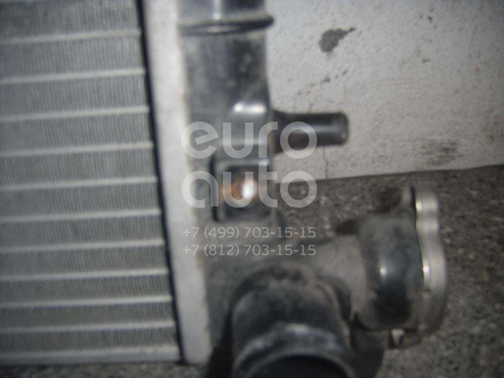 Радиатор основной для Hyundai Accent II (+ТАГАЗ) 2000-2012 - Фото №1