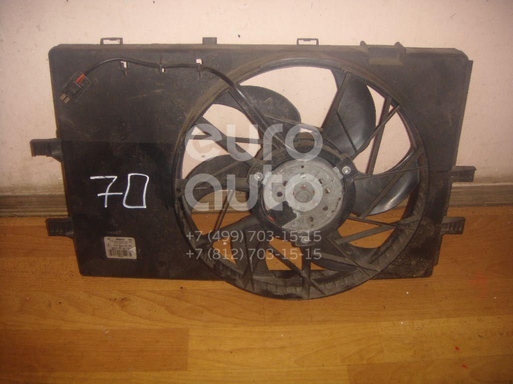 Вентилятор радиатора для Mercedes Benz VANEO W414 2001-2006 - Фото №1