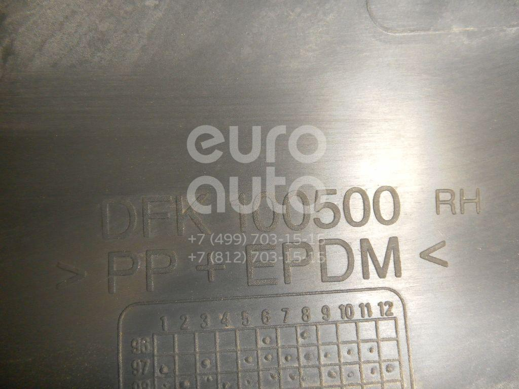 Накладка двери задней правой для Land Rover Freelander 1998-2006 - Фото №1