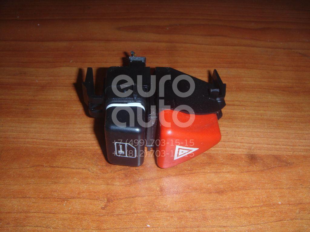 Кнопка аварийной сигнализации для Mercedes Benz VANEO W414 2001-2006;A140/160 W168 1997-2004 - Фото №1