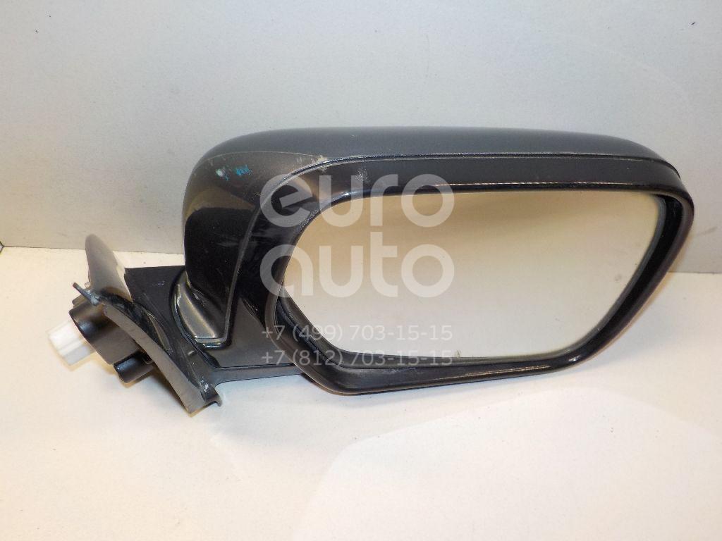 Зеркало правое электрическое для Mitsubishi Outlander (CU) 2001-2008 - Фото №1