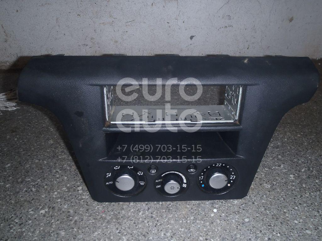 Блок управления климатической установкой для Mitsubishi Outlander (CU) 2003-2009 - Фото №1