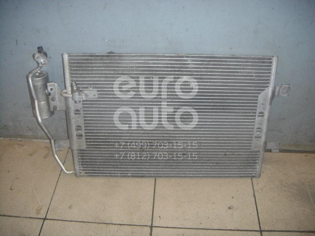 Радиатор кондиционера (конденсер) для Mercedes Benz VANEO W414 2001-2006 - Фото №1