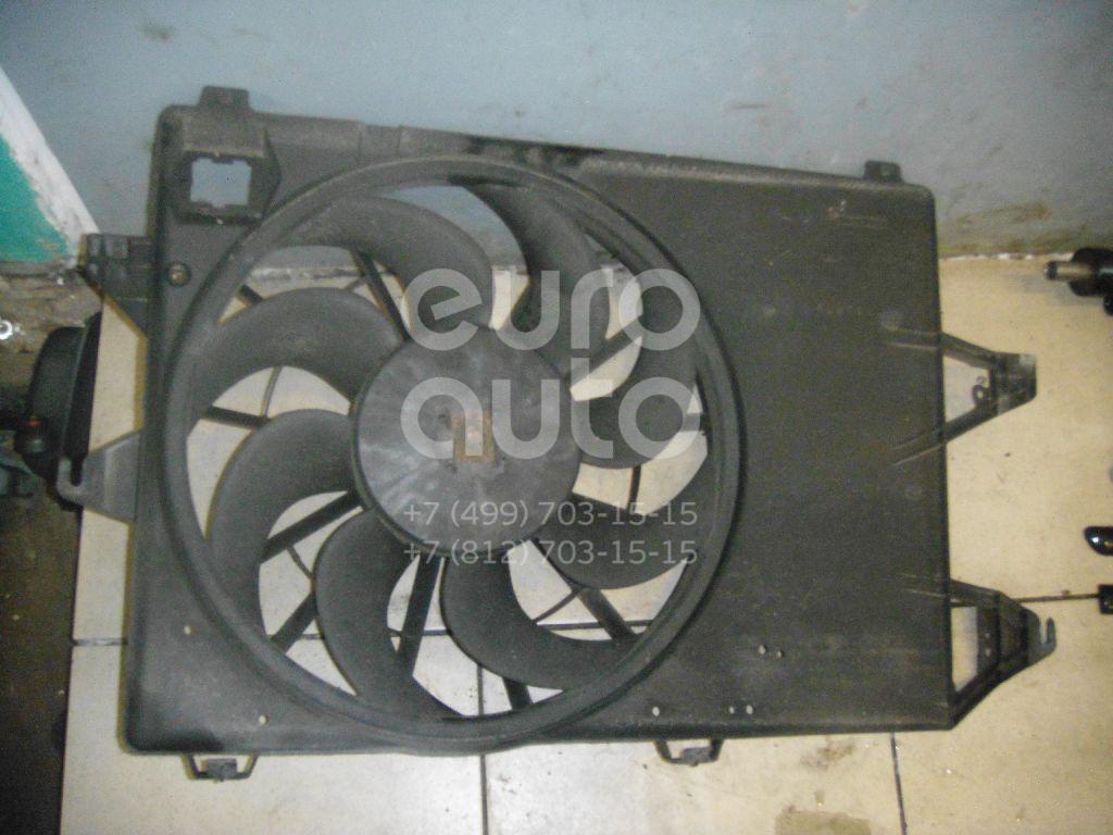 Вентилятор радиатора для Ford Mondeo I 1993-1996;Mondeo II 1996-2000 - Фото №1
