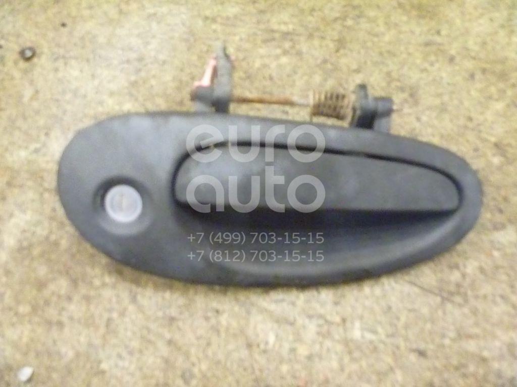 Ручка двери передней наружная правая для Chrysler Sebring/Dodge Stratus 2001-2007 - Фото №1