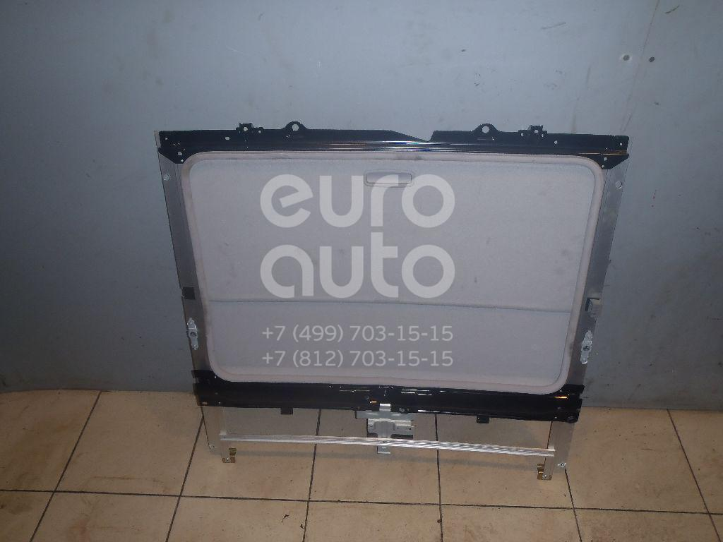 Люк в сборе механический для Mitsubishi Outlander (CU) 2001-2008 - Фото №1