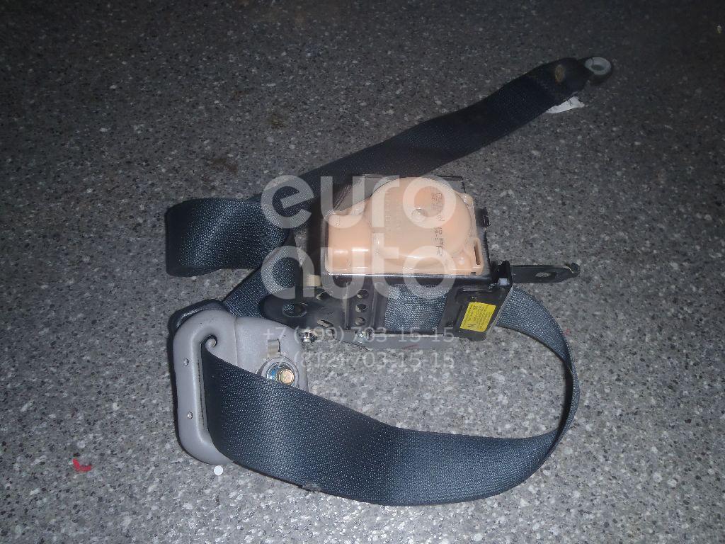 Ремень безопасности с пиропатроном для Mitsubishi Outlander (CU) 2001-2008 - Фото №1