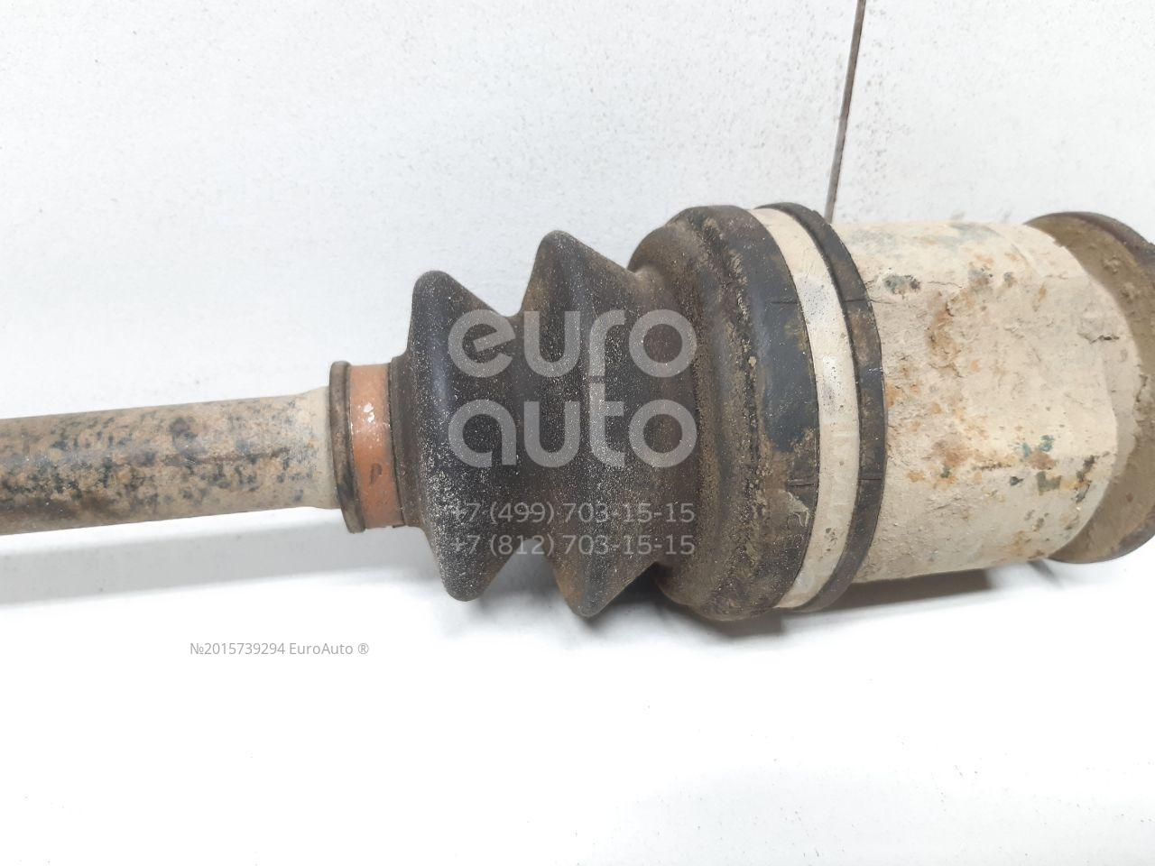Полуось задняя правая для Mitsubishi Outlander (CU) 2001-2008 - Фото №1