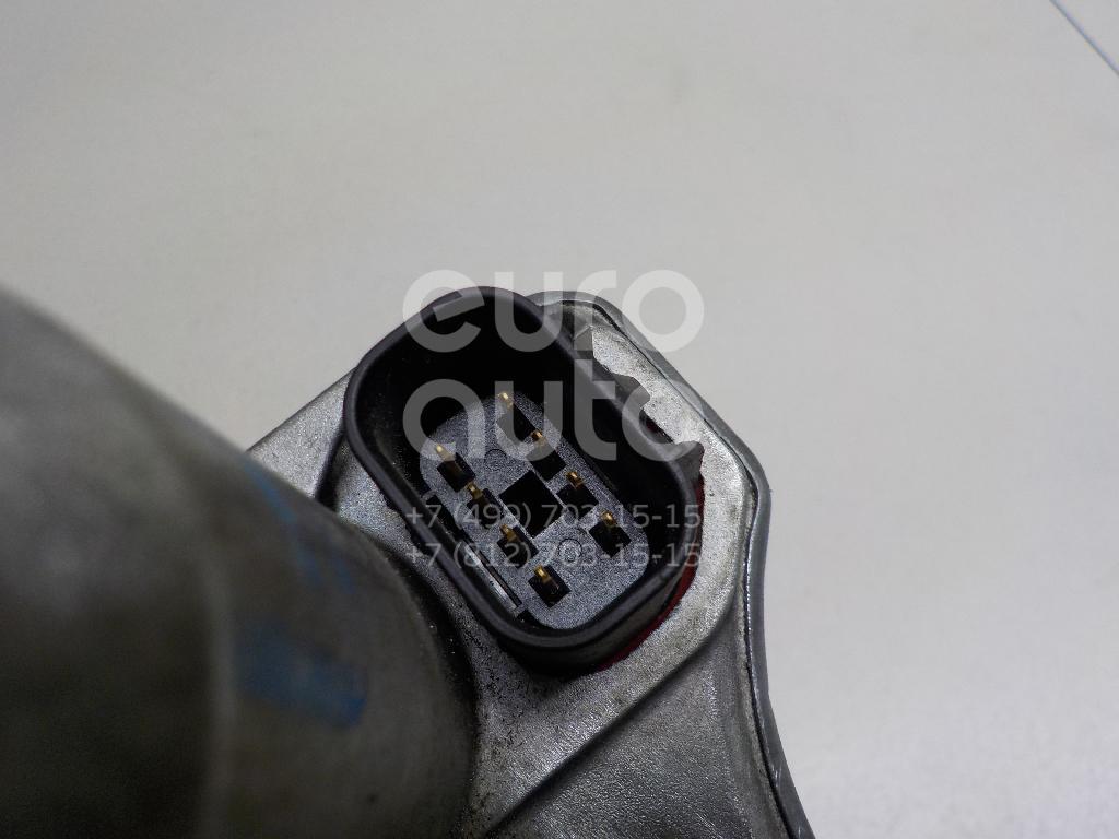 Заслонка дроссельная электрическая для Opel Corsa C 2000-2006 - Фото №1