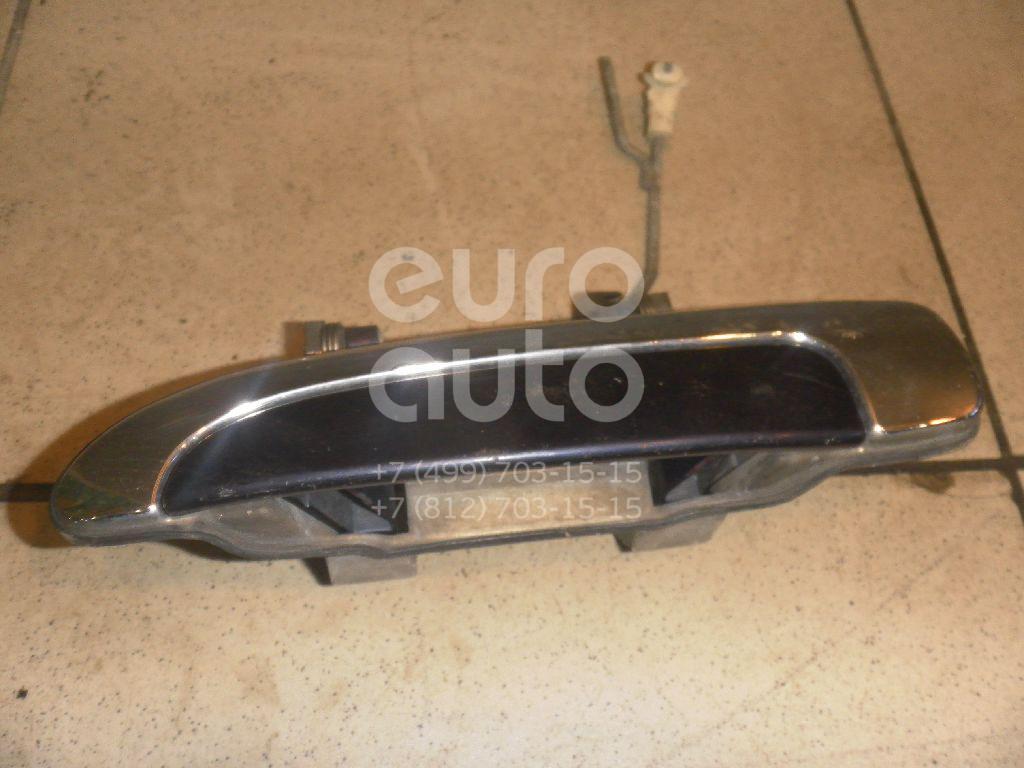Ручка двери задней наружная левая для Ford Scorpio 1994-1998 - Фото №1