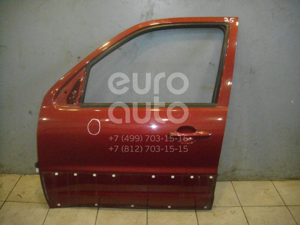 Дверь передняя левая для Mazda Tribute (EP) 2001> - Фото №1