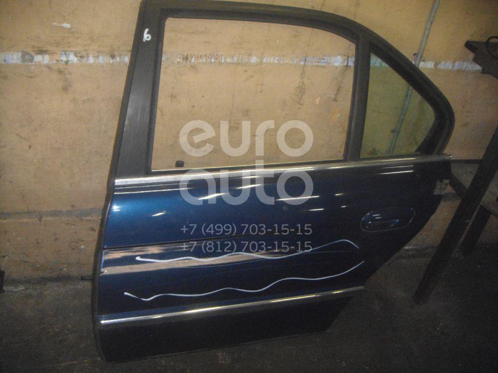 Дверь задняя левая для BMW 7-серия E38 1994-2001 - Фото №1