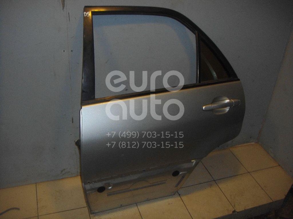 Дверь задняя левая для Lexus RX 300 1998-2003 - Фото №1