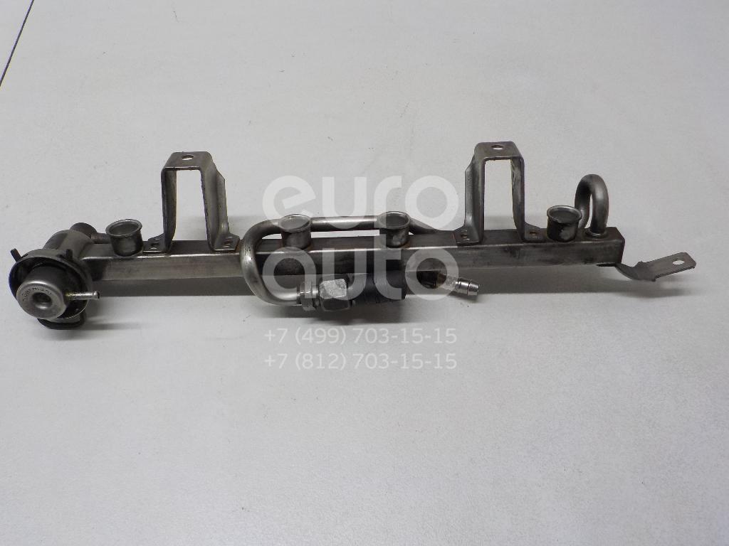 Купить Рейка топливная (рампа) Audi A4 [B6] 2000-2004; (06B133317L)