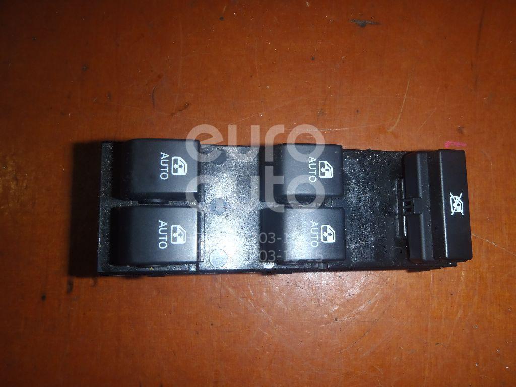 Блок управления стеклоподъемниками для Kia Ceed 2007- 2012 - Фото №1