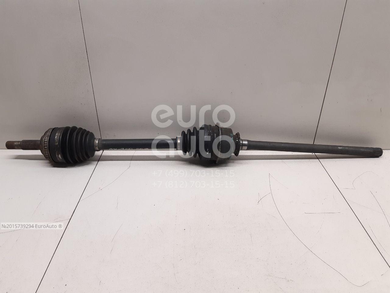 Полуось передняя правая для Lexus RX 300 1998-2003 - Фото №1