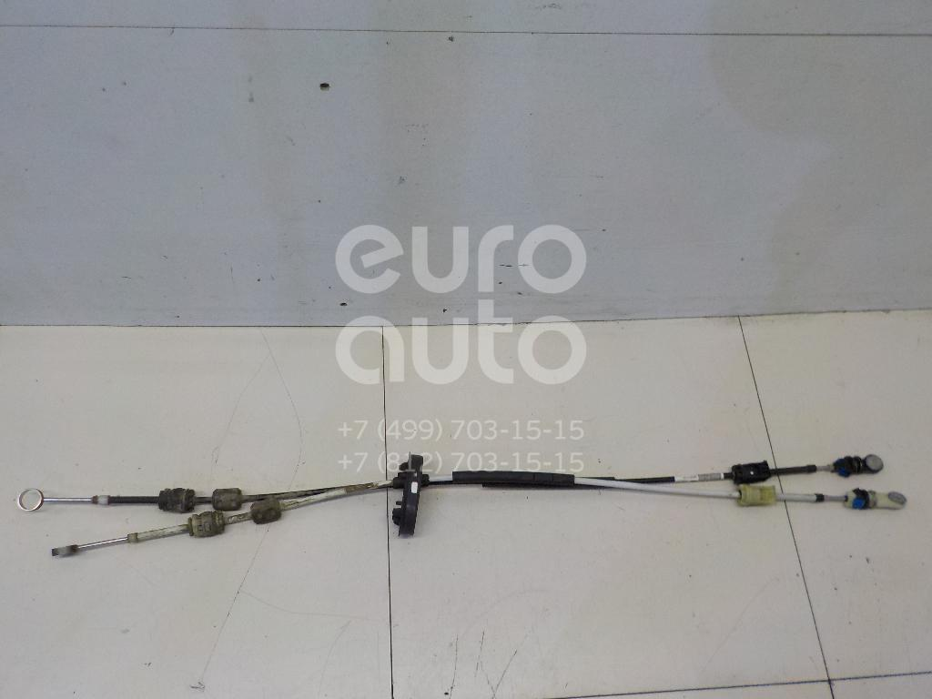 Купить Трос КПП Opel Astra J 2010-; (55563703)
