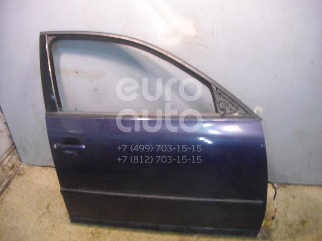 Дверь передняя правая для VW Passat [B5] 1996-2000 - Фото №1