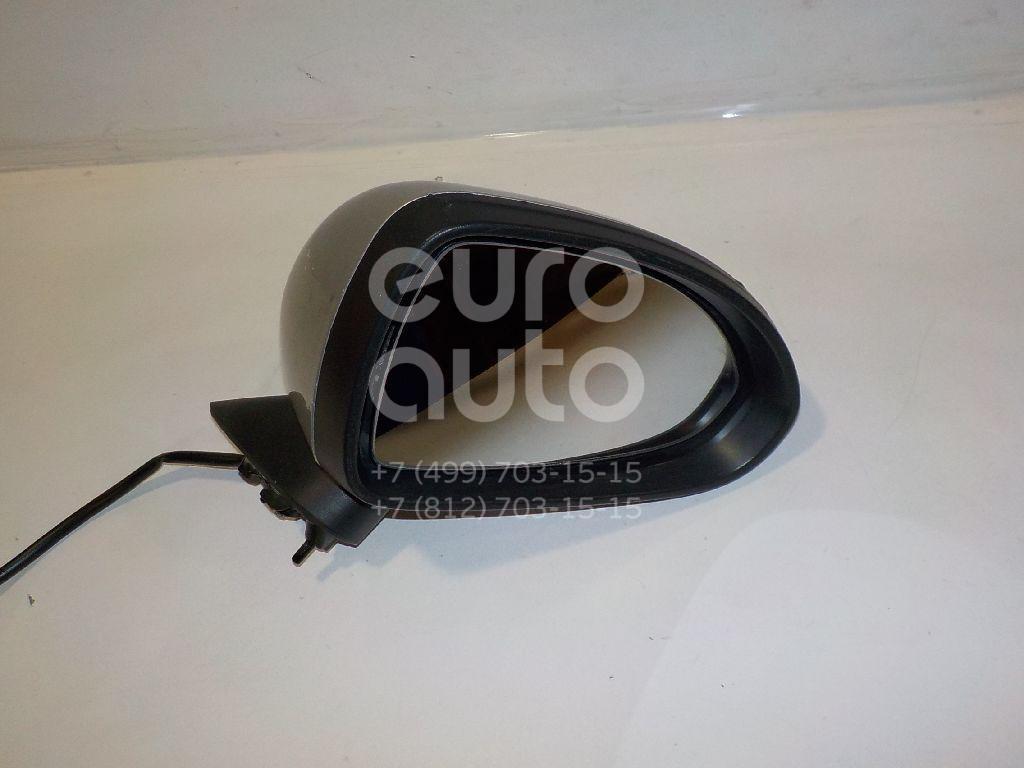 Зеркало правое электрическое для Opel Corsa D 2006-2015 - Фото №1
