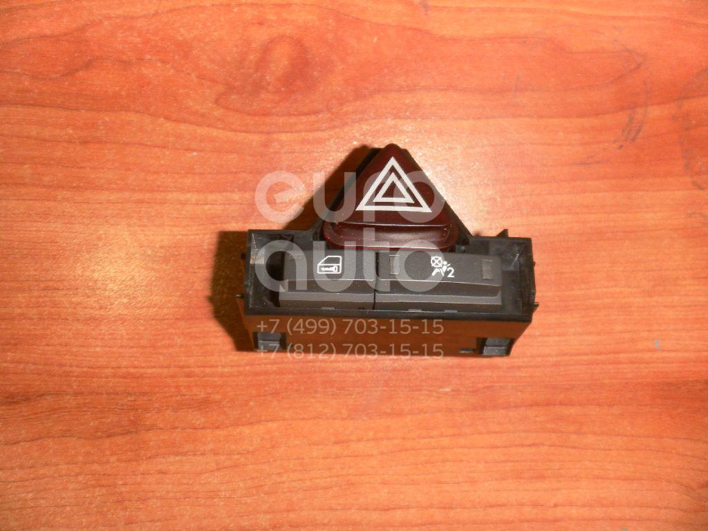 Кнопка аварийной сигнализации для Opel Corsa D 2006-2015 - Фото №1