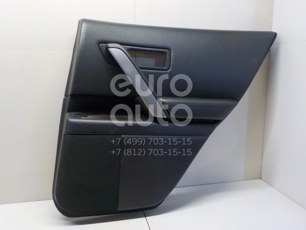 Купить Обшивка двери задней правой Infiniti FX (S50) 2003-2007; (82900CG006)