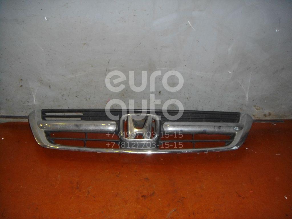 Решетка радиатора для Honda CR-V 2002-2006 - Фото №1
