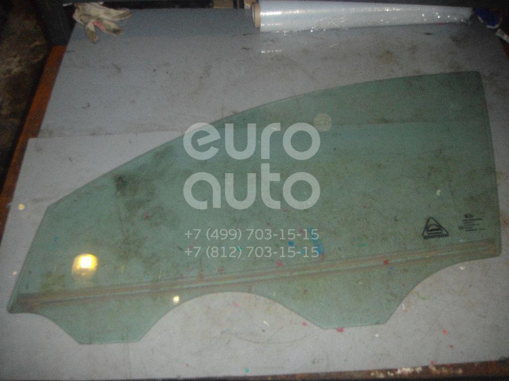 Стекло двери передней левой для Kia Ceed 2007- 2012 - Фото №1