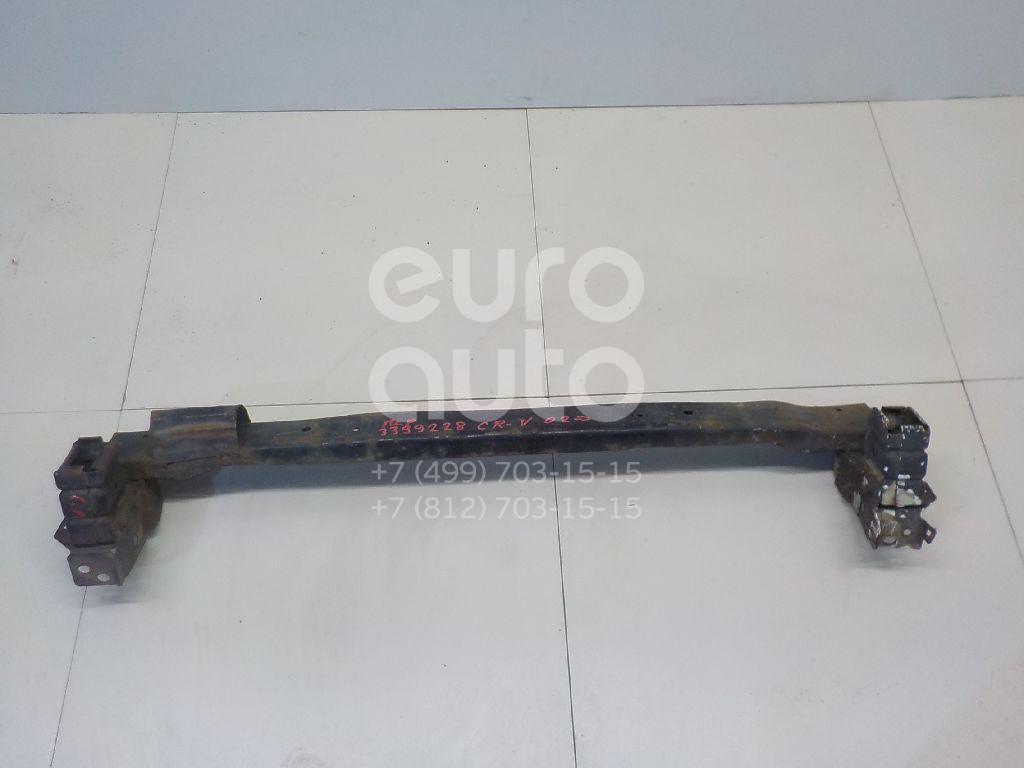 Усилитель переднего бампера для Honda CR-V 2002-2006 - Фото №1