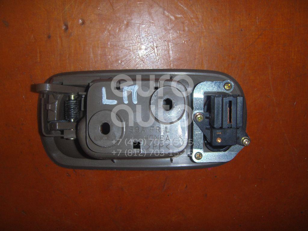 Ручка двери передней внутренняя левая для Honda CR-V 2002-2006 - Фото №1
