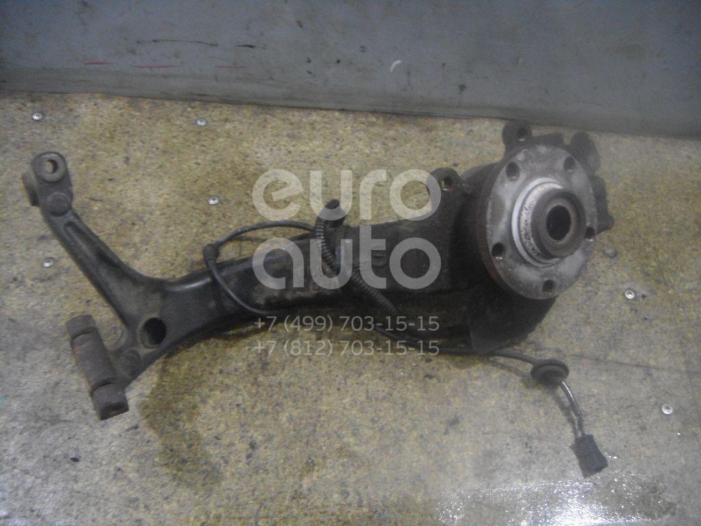 Кулак поворотный передний левый для VW,Audi,Skoda Passat [B5] 1996-2000;A4 [B5] 1994-2000;A6 [C5] 1997-2004;Passat [B5] 2000-2005;Superb 2002-2008 - Фото №1