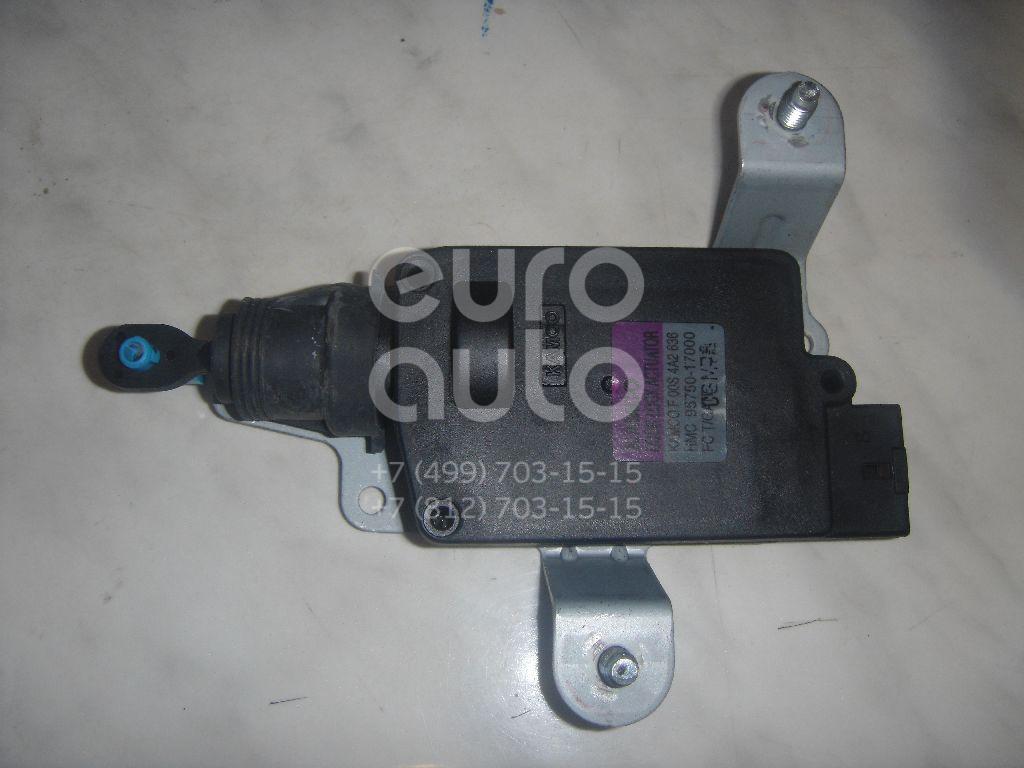 Активатор замка багажника для Hyundai Matrix 2001-2010 - Фото №1