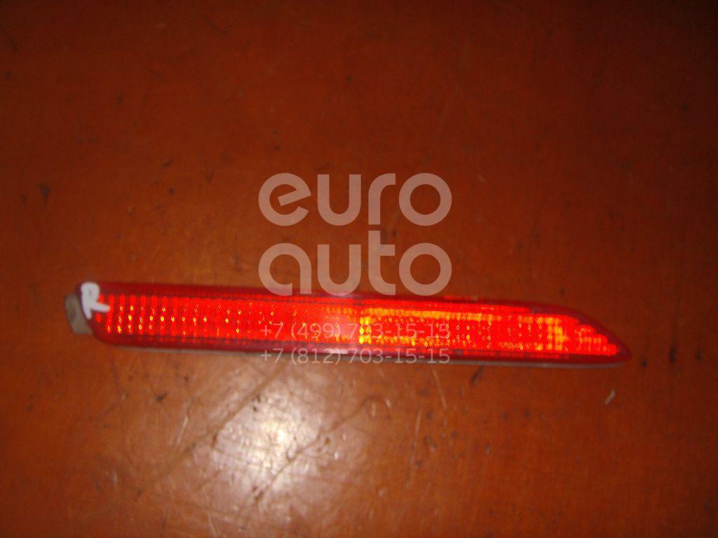 Отражатель в бампер задний правый для Lexus RX 300 1998-2003 - Фото №1