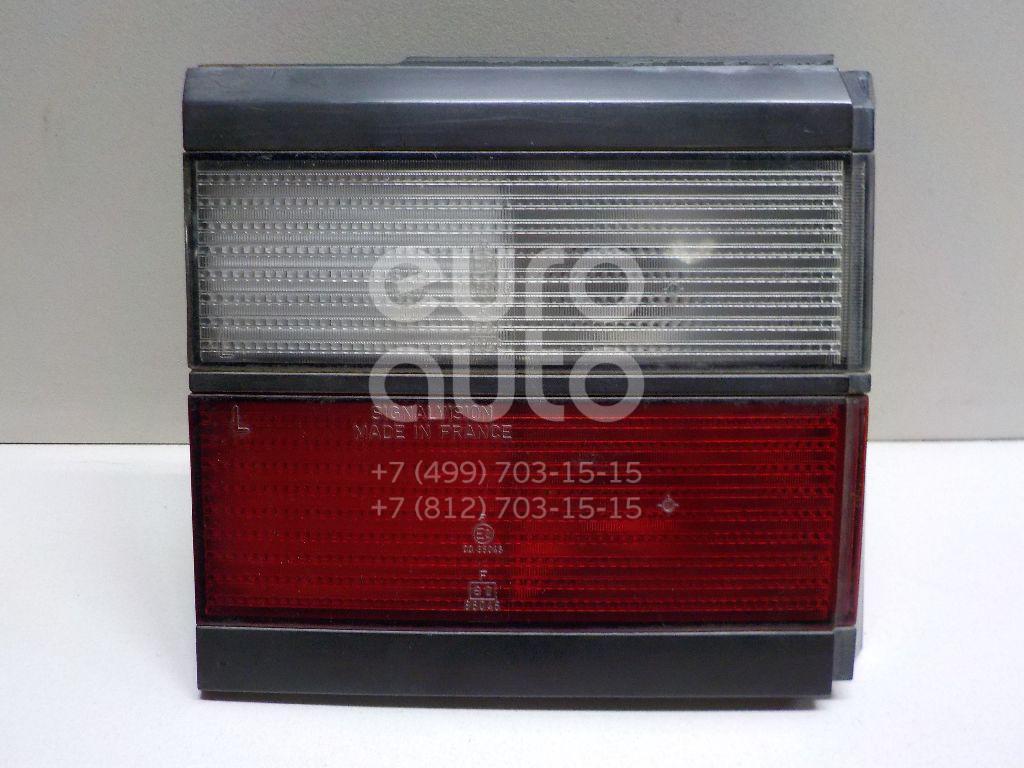 Фонарь задний внутренний левый для VW Passat [B3] 1988-1993 - Фото №1