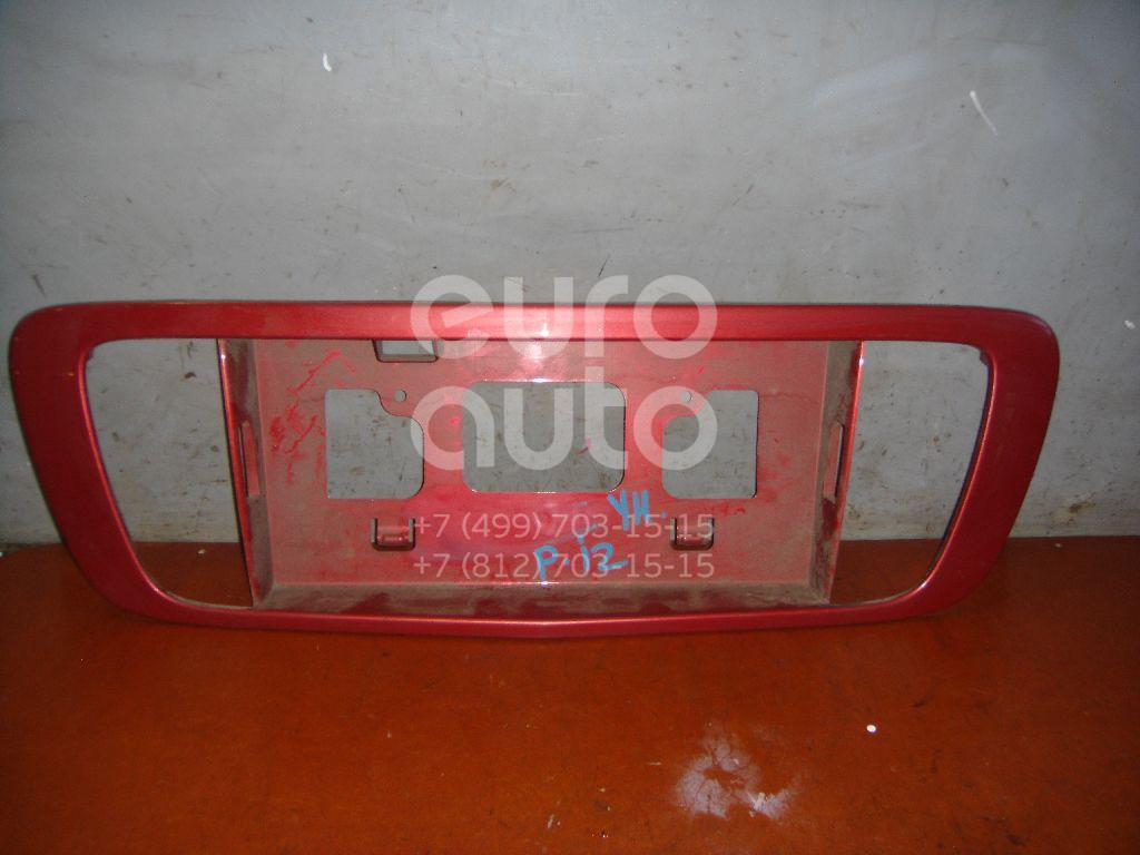 Накладка двери багажника для Nissan Primera P12E 2002> - Фото №1