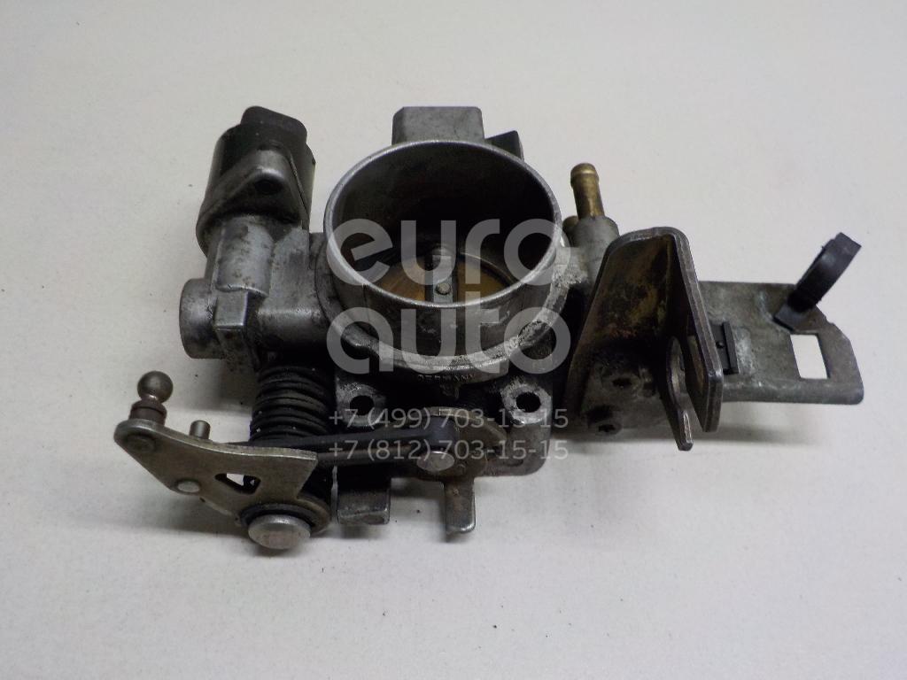Заслонка дроссельная механическая для Opel Vectra B 1999-2002;Vectra B 1995-1999 - Фото №1