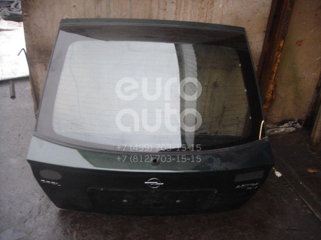 Дверь багажника со стеклом для Opel Astra G 1998-2005 - Фото №1