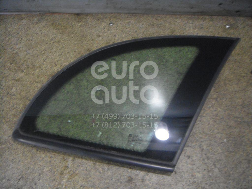 Стекло кузовное глухое правое для Opel Meriva 2003-2010 - Фото №1