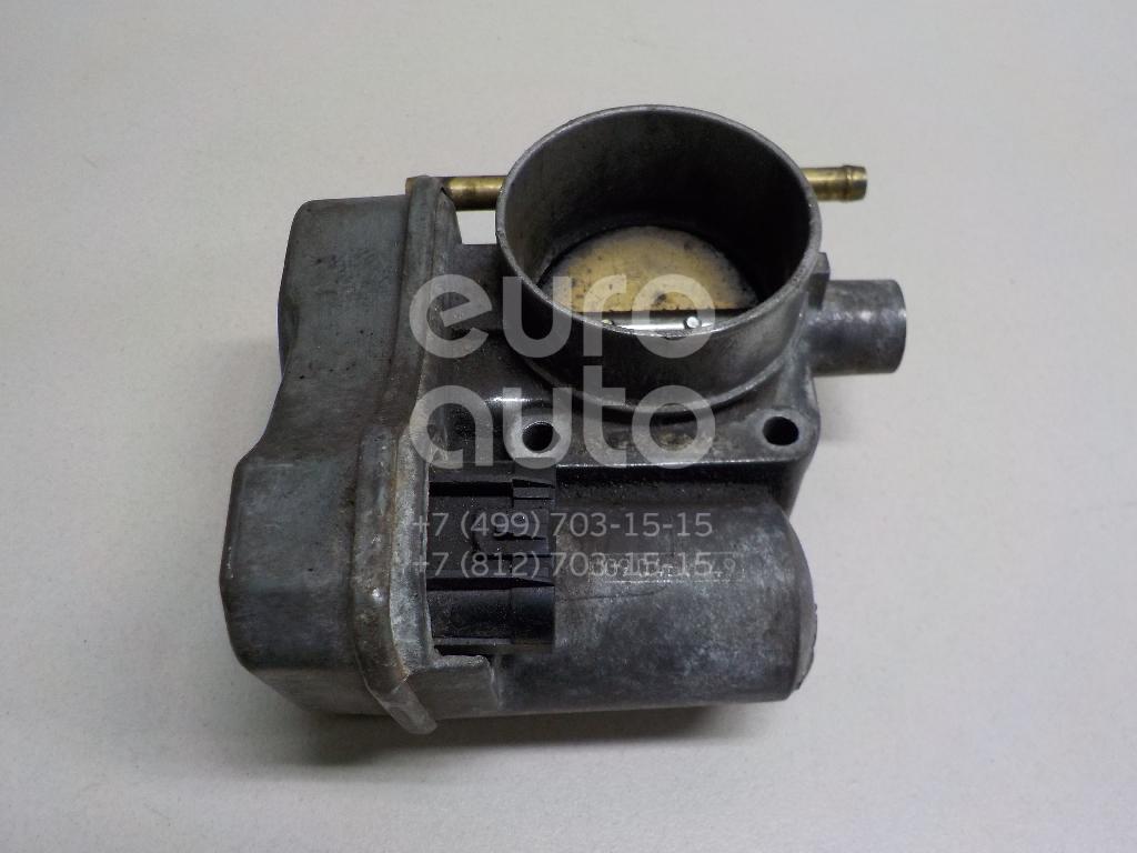 Заслонка дроссельная электрическая для Opel Meriva 2003-2010 - Фото №1