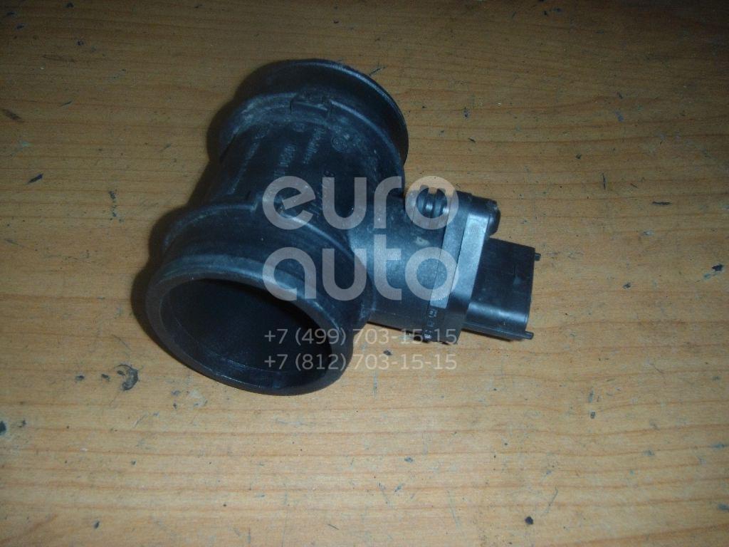 Расходомер воздуха (массметр) для Opel Astra G 1998-2005;Agila A 2000-2008;Corsa C 2000-2006 - Фото №1