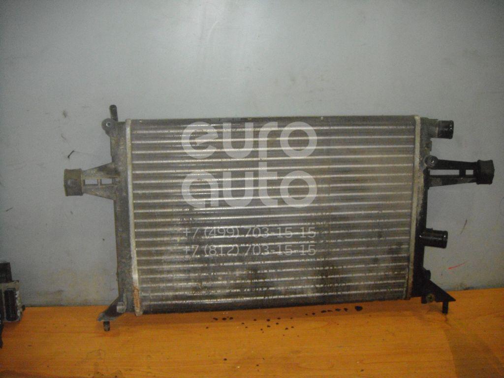 Радиатор основной для Opel Astra G 1998-2005 - Фото №1